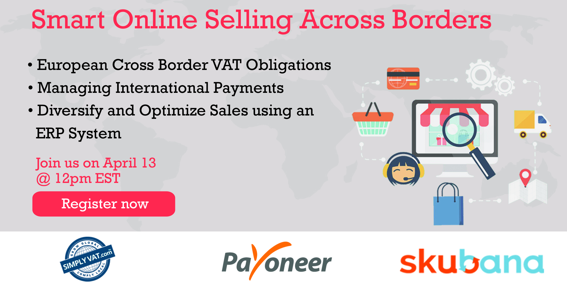 Selling across borders obligation