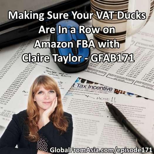 VAT amazon compliant